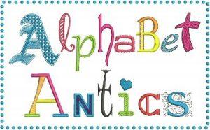 Alphabet Antics Class July 2021 On-Demand