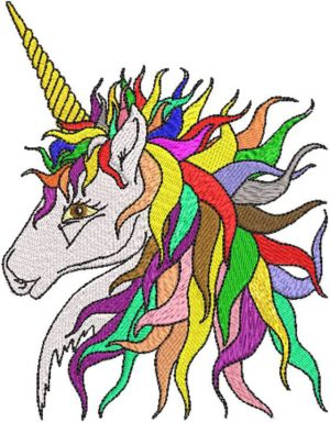 The Unicorn – Study of Thread