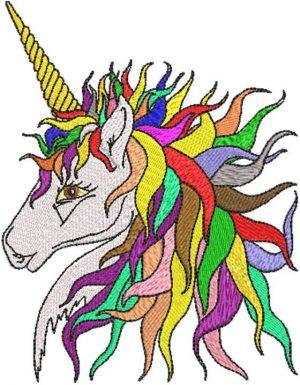 The Unicorn – Study of Thread – On Demand
